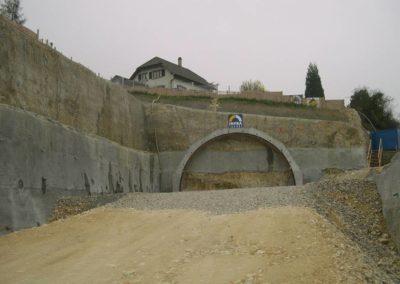 A5 Tunnels de Serrières